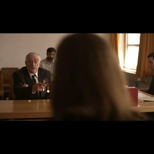 Die Gerichtsverhandlung - Szene Poster