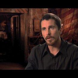 Bale über den Film, Teil 2 - OV-Interview Poster