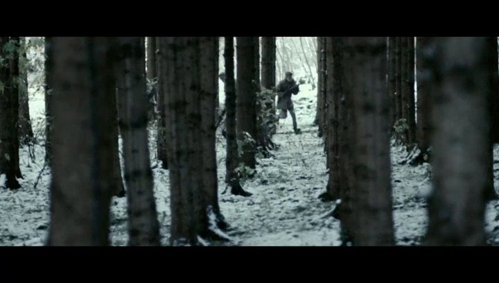 Der blinde Fleck (VoD-/BluRay-/DVD-Trailer) Poster