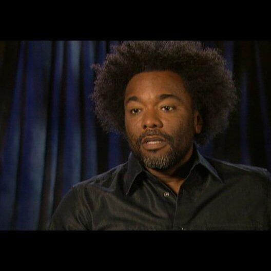 LEE DANIELS - Regisseur und Produzent - über die Message des Films - OV-Interview Poster