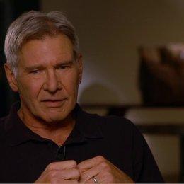 Harrison Ford - Woodrow Dolarhyde - über den Genre-Mix bei COWBOYS UND ALIENS - OV-Interview Poster