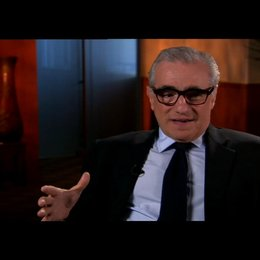 Martin Scorsese über das Gefühl, das der Film vermittelt - OV-Interview Poster