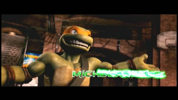 TMNT - Teenage Mutant Ninja Turtles - Trailer Poster