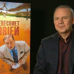 Joachim Krol über seine Rolle - Interview Poster