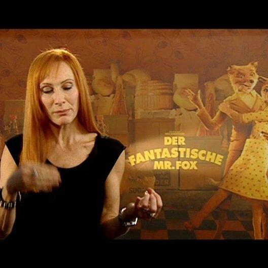 Andrea Sawatzki über den Unterschied zu anderen Animationsfilmen - Interview Poster