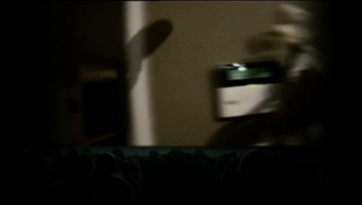 Paranormal Activity - Trailer Poster