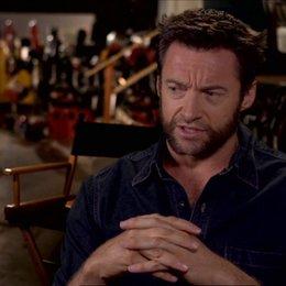 Logan über Wolverine als Bedrohung - OV-Interview Poster