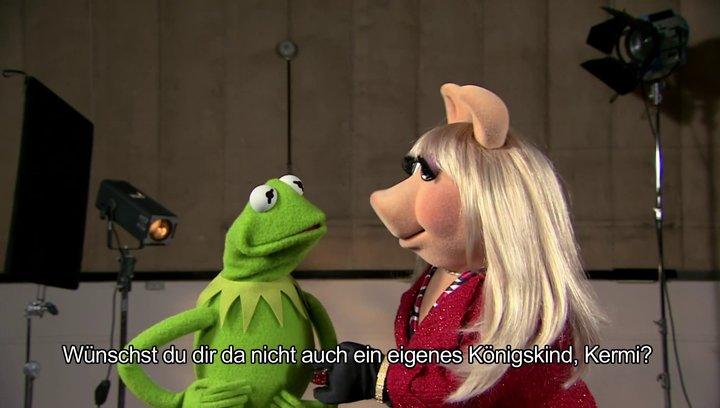 Special Clip - Kermit und Miss Piggy gratulieren William & Kate zur Geburt ihres Sohnes - Sonstiges Poster