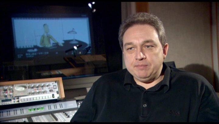 Oliver Kalkofe ueber den Spass Boesewichte zu sprechen - Interview Poster