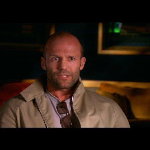 Jason Statham über die Regie Teil 2 - OV-Interview Poster
