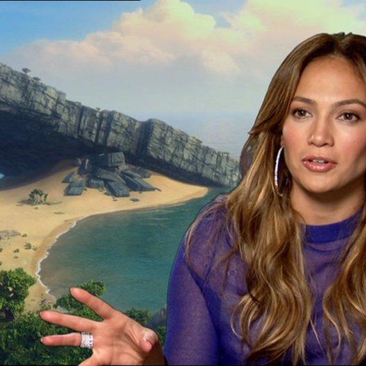 Jennifer Lopez über den Grund warum sie sich für diese Rolle entschieden hat - OV-Interview Poster