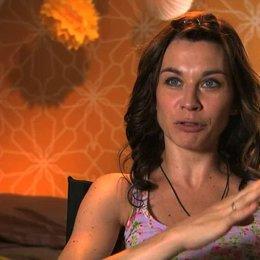 Christiane Paul - Claudia - über Claudias Verhältnis zu Andi - Interview Poster