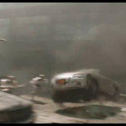 Thor und Captain America kämpfen - Szene Poster