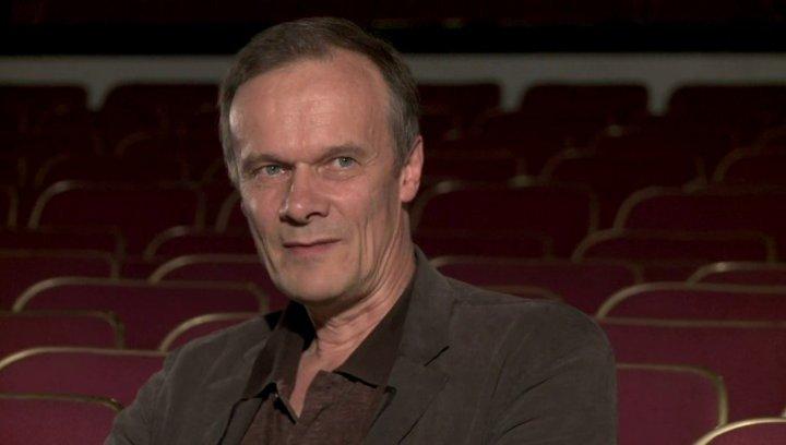 Edgar Selge - Frans Winther - über seine Rolle als Frans - Interview Poster