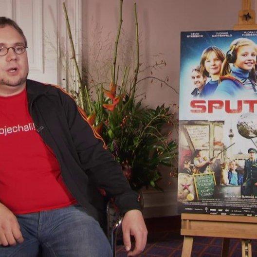 Markus Dietrich über die Zusammenarbeit mit Kindern und Tieren - Interview Poster