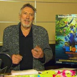 Christian Brückner - Nigel - über Nigel II - Interview Poster
