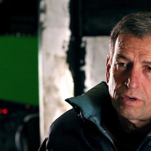 Danny Lerner -Produktion- über das Filmen in Bulgarien - OV-Interview Poster