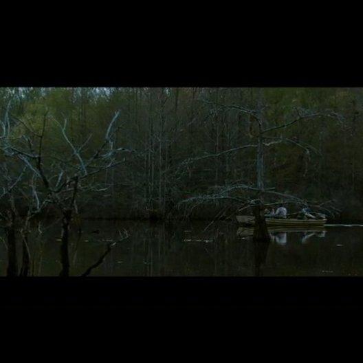 Das Flugzeugwrack im Sumpf - Szene Poster