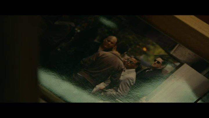 Alphonse und seine Gang finden eine Leiche - Szene Poster