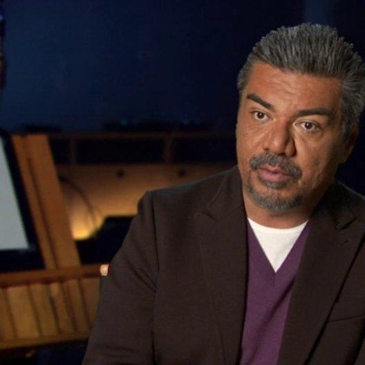 George Lopez - Rafael - über den Film - OV-Interview Poster