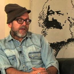Franck Khalfoun über Frank - OV-Interview Poster