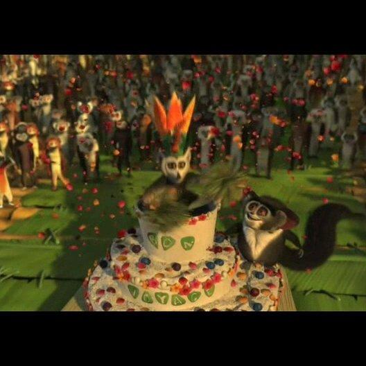 Madagascar 2 - OV-Trailer Poster