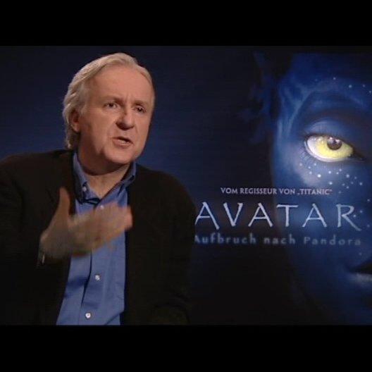 Interview mit James Cameron - OV-Interview Poster