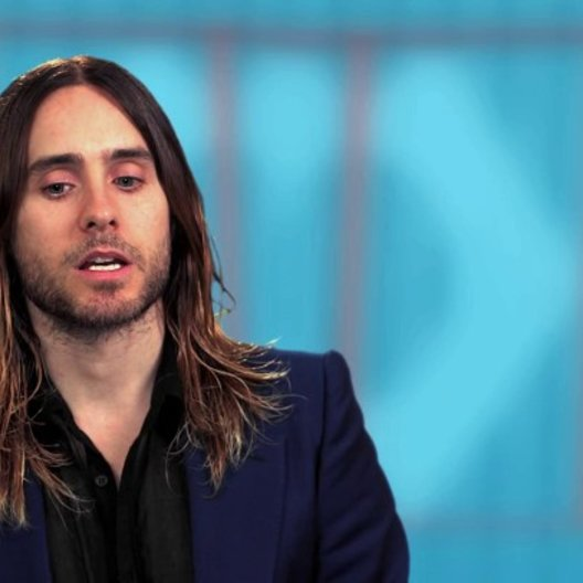 Jared Leto - Rayon -  über die Rolle Ron Woodroof - OV-Interview Poster