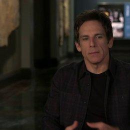 Ben Stiller über die Handlung des Films - OV-Interview Poster