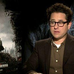 JJ Abrams - Regisseur - über die Rolle John Harrison - OV-Interview Poster