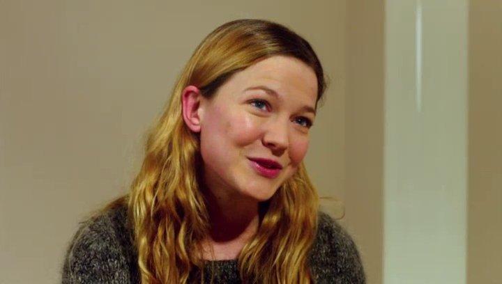 Hannah Herzsprung - Iris - über die Beziehung zwischen Max und Iris - Interview Poster