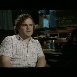 Jack Black erzählt von seiner Rolle und erklärt, warum er als Carl Denham glaubt, lügen zu müssen. (1:06 min) - OV-Interview Poster