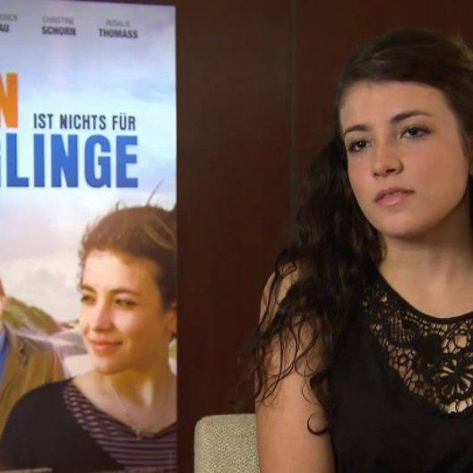 Helen Woigk darüber, warum sie die Geschichte sofort mochte - Interview Poster