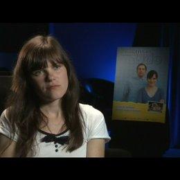 Fritzi Haberlandt über den Filminhalt / die Rolle der Jasmin / die Zusammenarbeit mit Kurt / die Zusammenarbeit mit Markus Sehr - Interview Poster