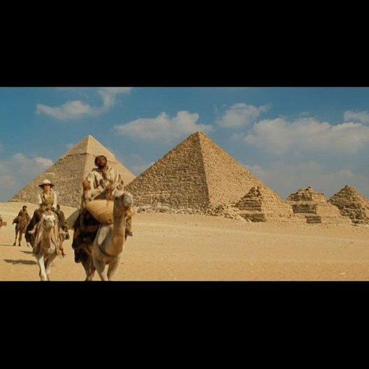Die Wüste - Szene Poster