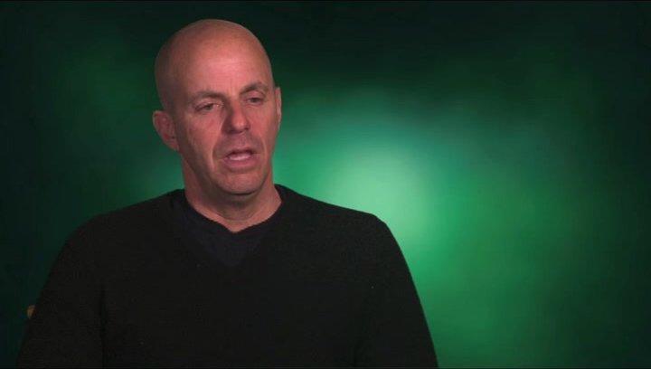 Neal H. Moritz über die Besetzung - OV-Interview Poster