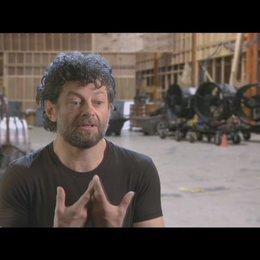 Andy Serkis (Caesar) über Performance Capture - OV-Interview Poster