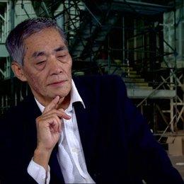 Yashida über Hugh Jackman - OV-Interview Poster