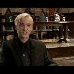 Tom Felton - Draco Malfoy - OV-Interview Poster