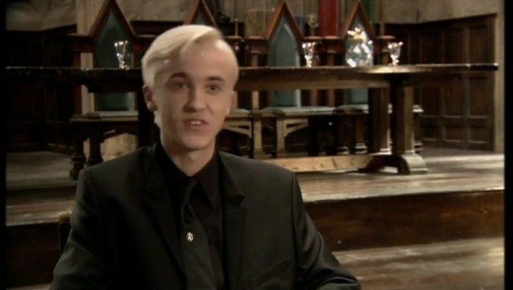 Tom Felton - Draco Malfoy - OV-Interview Poster