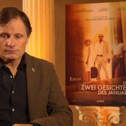 Viggo Mortensen - Chester MacFarland - über die Figuren in Patricia Highsmiths Romanen - OV-Interview Poster
