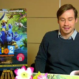 David Kross - Blu - über Jewels Vater - Interview Poster
