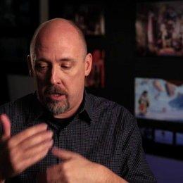 Chris Renaud über die Rolle der Minions in diesem Film - OV-Interview Poster