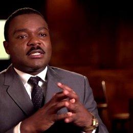 David Oyelowo - Martin Luther King - über seine Rolle - OV-Interview Poster