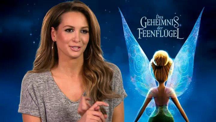 Mandy Capristo - Periwinkle - über Disney - Interview Poster