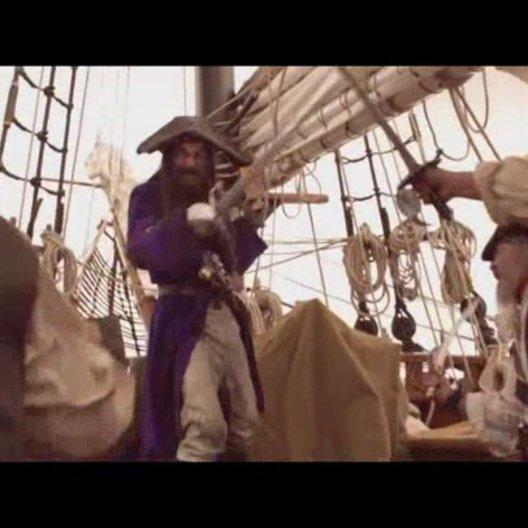 Beethoven und der Piratenschatz (DVD-Trailer) Poster