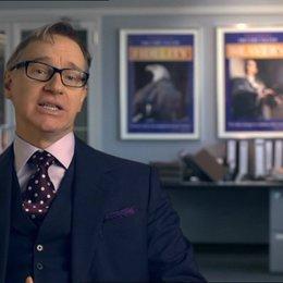 Paul Feig - Regisseur - über die Persönlichkeiten von Ashburn und Mullins - OV-Interview Poster