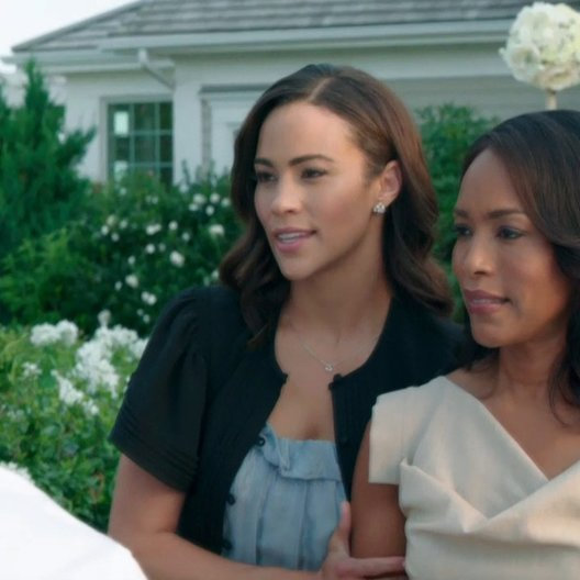 Jumping the Broom - OV-Trailer Poster