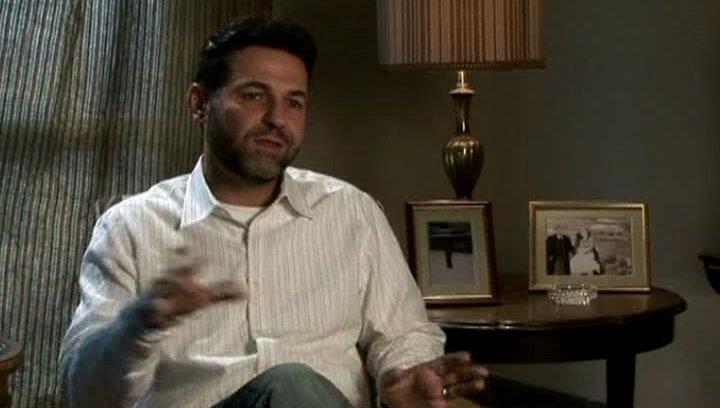 Interview mit Khaled Hosseini, dem Autor der Buchvorlage - OV-Interview Poster