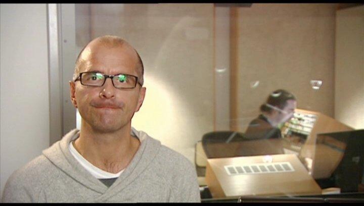Christoph Maria Herbst ueber seine Rolle - Interview Poster